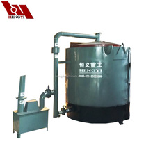 saving make charcoal kiln/small wood furnace/activated carbon furnaces for Smokeless charcoal