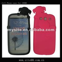 Popular Silicon Cell Phone Case Covers for Samsung i9300/Galaxy S3