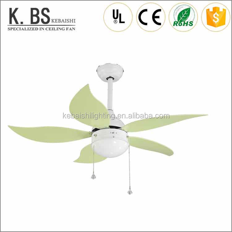 42 inch Ceiling Fan lamp 5 Wooden Blades Light Kit UL Listed Reversible Classic Ceiling Fan light for Winter Summer