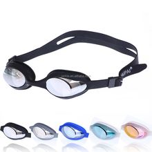 Electroplate High Definition Anti-fog Popular New Design Swimming Goggles