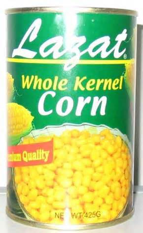 Thailand Canned Sweet Kernel Corn For Wholesale