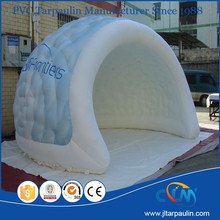 amazing customized inflatable advertising tent