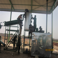 Best Quality Small mobile Mini Oil Refinery
