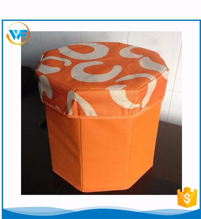 China Non-woven Accessory Ottoman Love Sex Chair With Lid