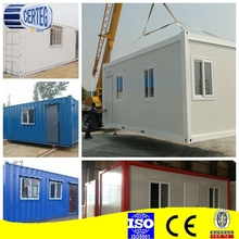 new design shipping container house for sale, steel house container price,high quality 20ft container house