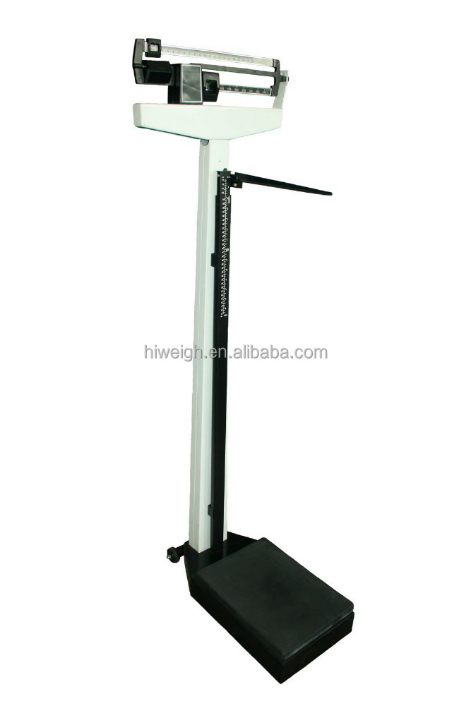 Mechanical doctor scale Mechanical physician scale Medical scale Capacity 220kg Model HTA