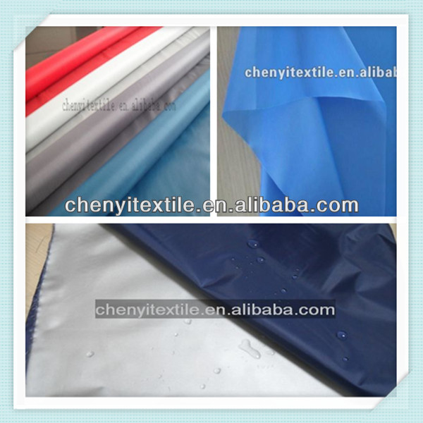 Chinese factory polyester taffeta 210t