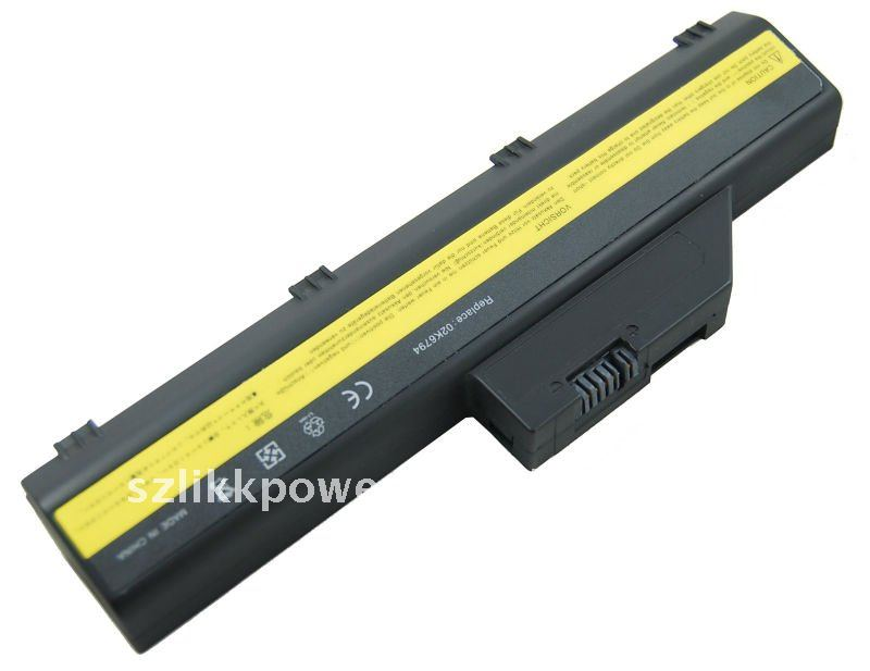 Top Selling 10.8V 6 Cells ThinkPad A30 series 02K6879 Laptop Battery for IBM LenovoThinkPad A31ThinkPad A31