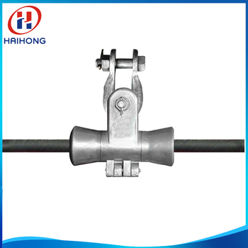 ADSS O-type simple suspension clamp