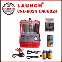 100% Original launch 220V CNC-602A CNC602A Injector Cleaner & Tester with best quality