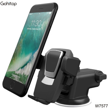 360 Rotation Magnetic Car Phone Holder Mount for Mobile Phone