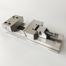 CNC precision modular machine vice