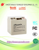 SHENGJIE Phoenix brand Deep Cycle Solar 12V 24Ah Battery
