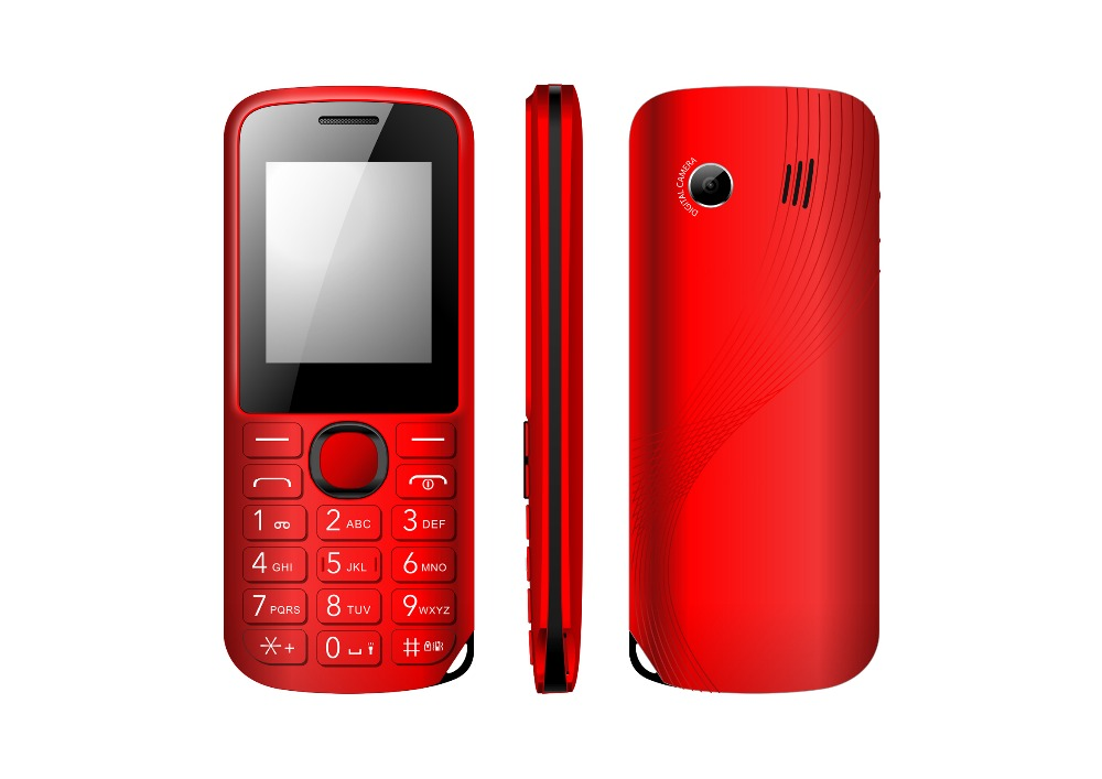 cheap unlocked orginal factory supplied mini 32MB memory feature mobile phone