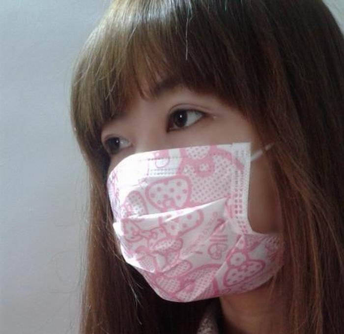 Disposable children face mask, anti-pollen face masks