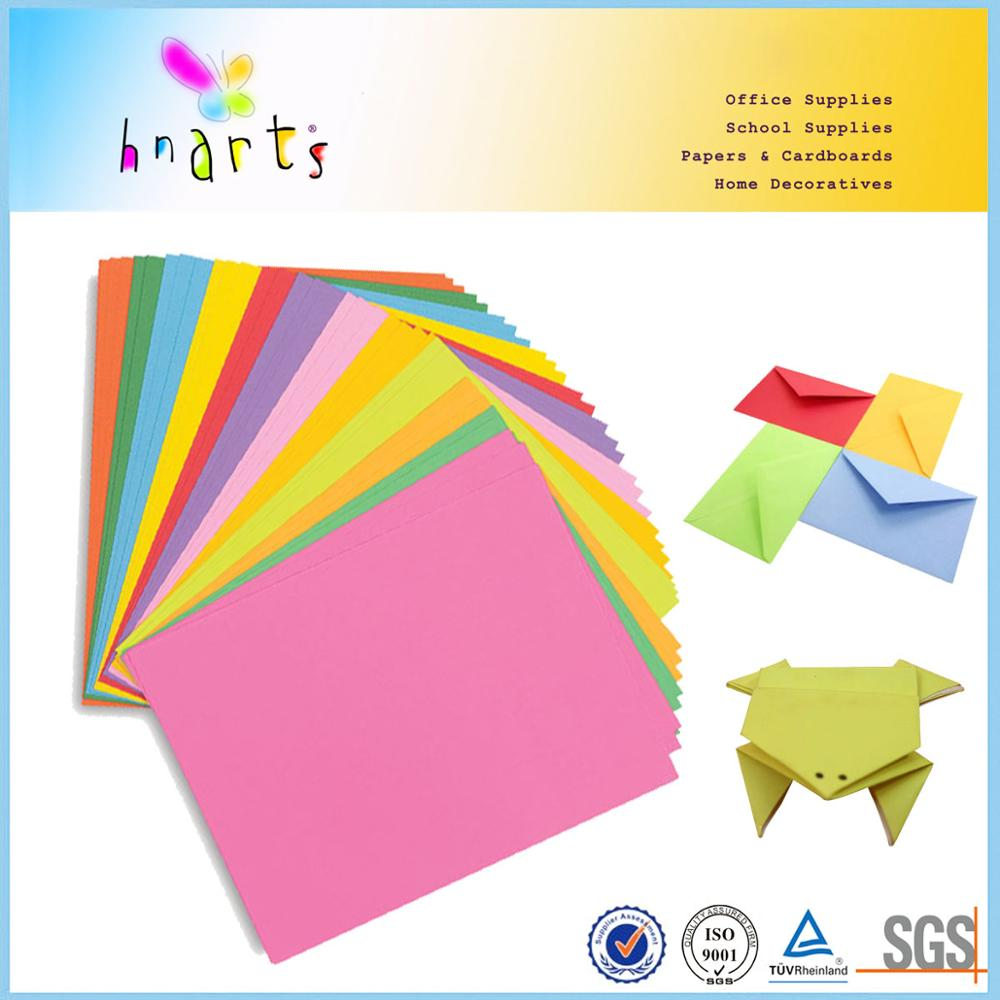 customer color paper,a4 size colorful paper supplier