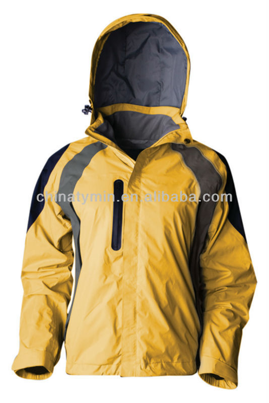 latest winter wear for womenyellow thermal jacket
