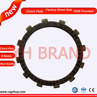 Chongqing dirt bike clutch disc,China plate type clutch disc,factory motorcycle spare parts