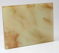 obscure decorative laminated glass