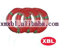 Heat resistant insulation Silicone thermocouple wire red color