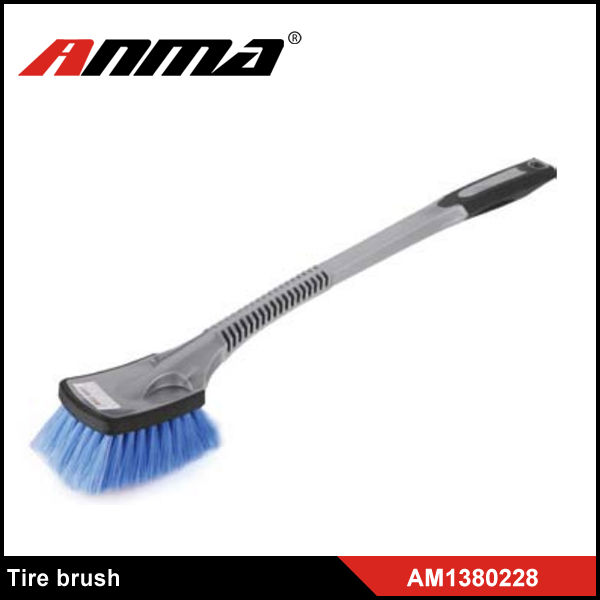 PP+TPR Car Tire/wash Brush