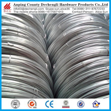Low Price High Quality BWG 20 21 22 GI Galvanized Wire With Reasonable Price/Galvanized Binding Wire