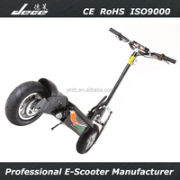 2015 new arraival two wheel self balance 2000W kick scooter with street legal EEC/COC certificater