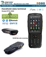 Handheld wifi barcode inventory scanner for android