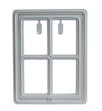 New High Quality Pet Door Replacement Flap Dog and Cat Door
