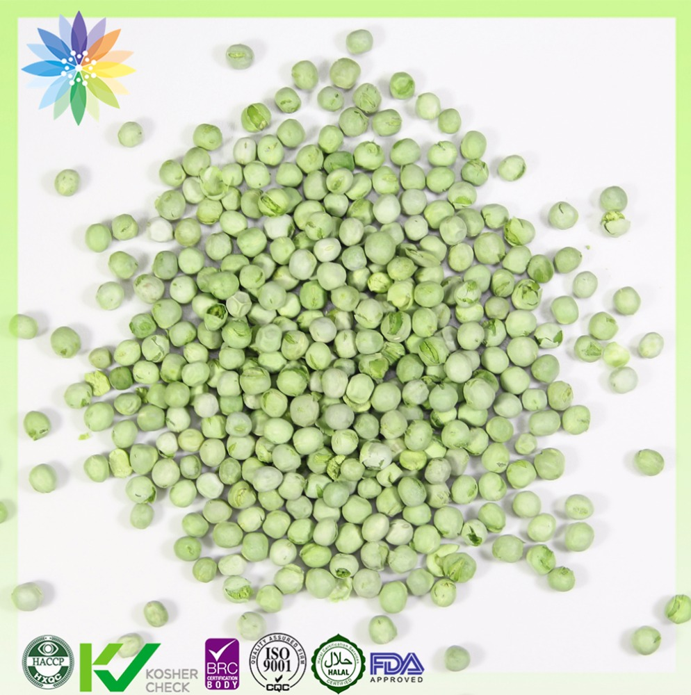 Natural FD Vegetables -- Freeze dried pea for wholesale