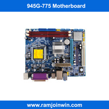 Integrated ATX LGA775 ddr2 motherboard 945 775
