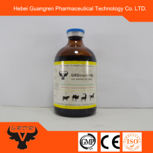 Pig Cow Medicine 10% Iron Dextran Injection Aganist anemia