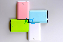 Innovative products for import power banks with built-in cable, super fast mobile phone charger power bank 7800mah