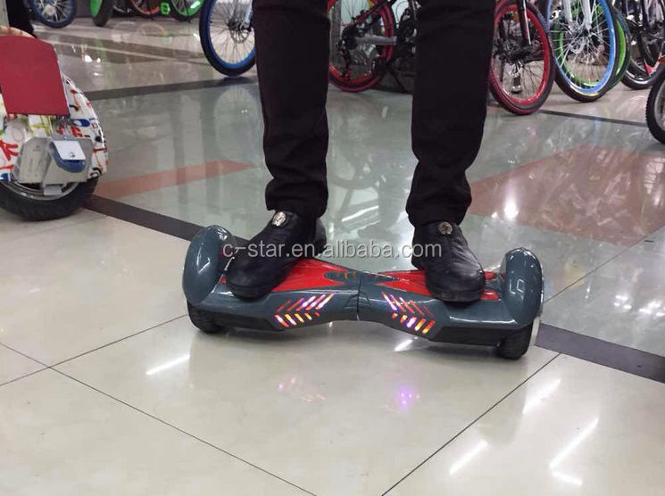 China factory 2 wheel scooter motorized skateboard electric skateboard self balancing scooter 36V powerful battery