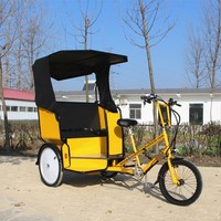 new model chinese manufacturer pedicab rickshaw battery operated tricycle price