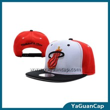 2015 Basketball Style Snapback Hat,Custom Cotton Baseabll Cap