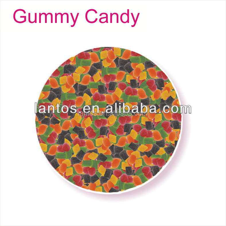 vitamin halal gummy manufacturer with attractive shapes