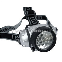 Emergency hunting 18 LED headlamp/led flashlighting