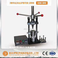 Valplast flexible denture injection machine
