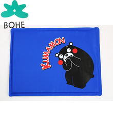 LUVP+K -- KUMAMON Blue Cool Pet Pad for Summer