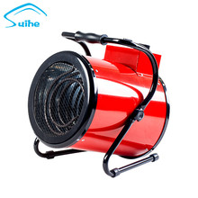 Three Sizes 3000w industrial mobile air heater blower