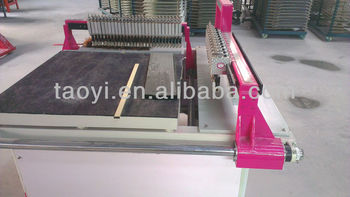 cutting machine for glass