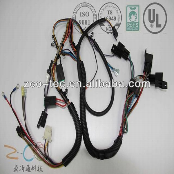 19 years' experience Wire harness&Cable assembly manufacturer for all kinds of application