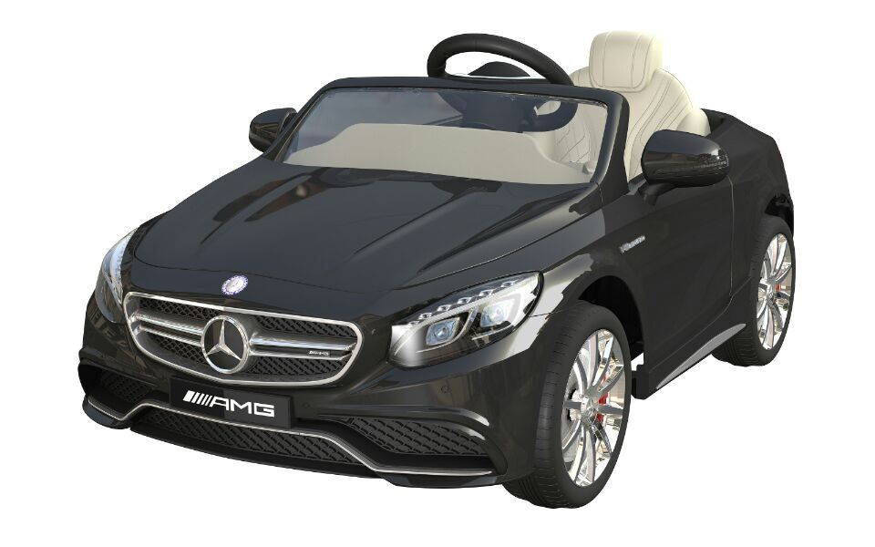 Licensed Wholesale Ride On Battery Operated Kids Baby Car Benz S3,6v 12v Optional,With Mp3 Port And Radio,Eva Tire Optional ,