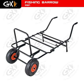 Steel Fishing Barrow