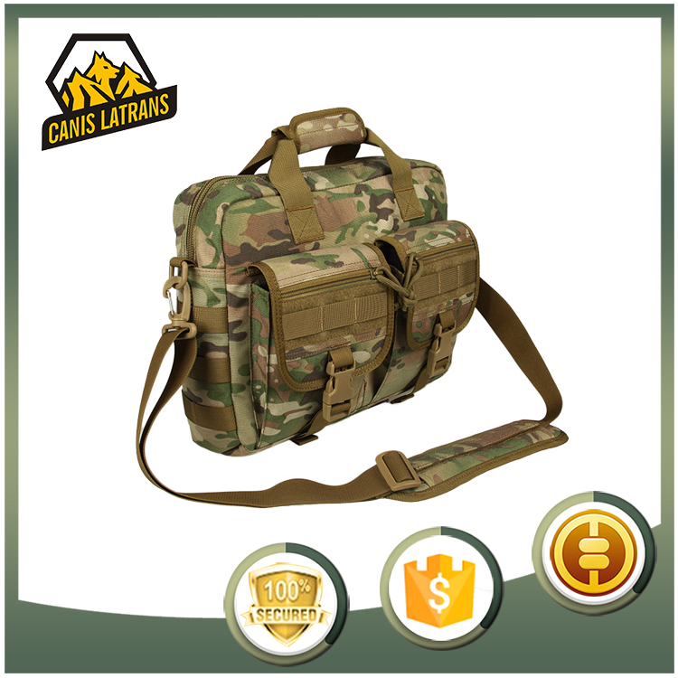 Fashion Style Design Military Shoulder Molle Bag 14 Inches <strong>Laptop</strong> Backpack
