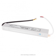 cv-12030C super slim size led driver 30w 12v for strip light constant voltage IP67 2.5A led power supply