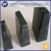 Marble Pedestal White Color And Black Color Marble Trophy Base