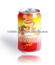 330ml Aluminum Can Tamarind Juice