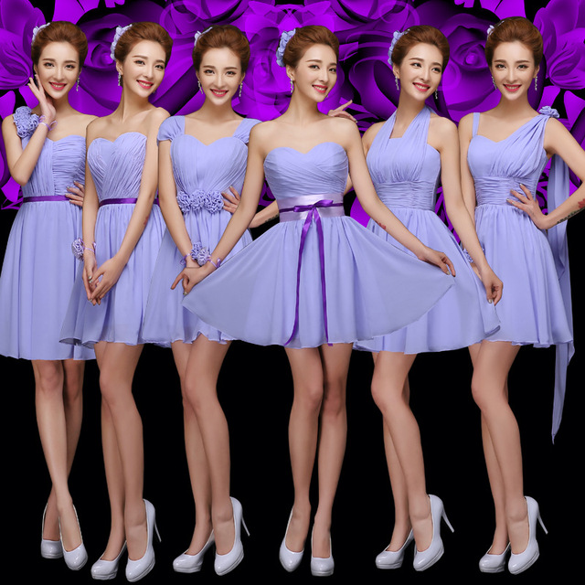 Hot seller Promotional royal blue bridesmaid dress patterns QNZL-1502377